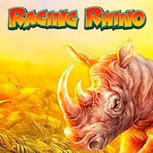 Here is an overview of the famous Raging Rhino slot