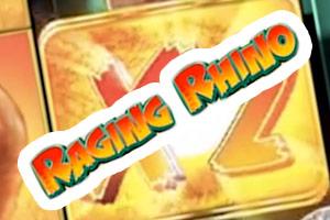slot raging rhino